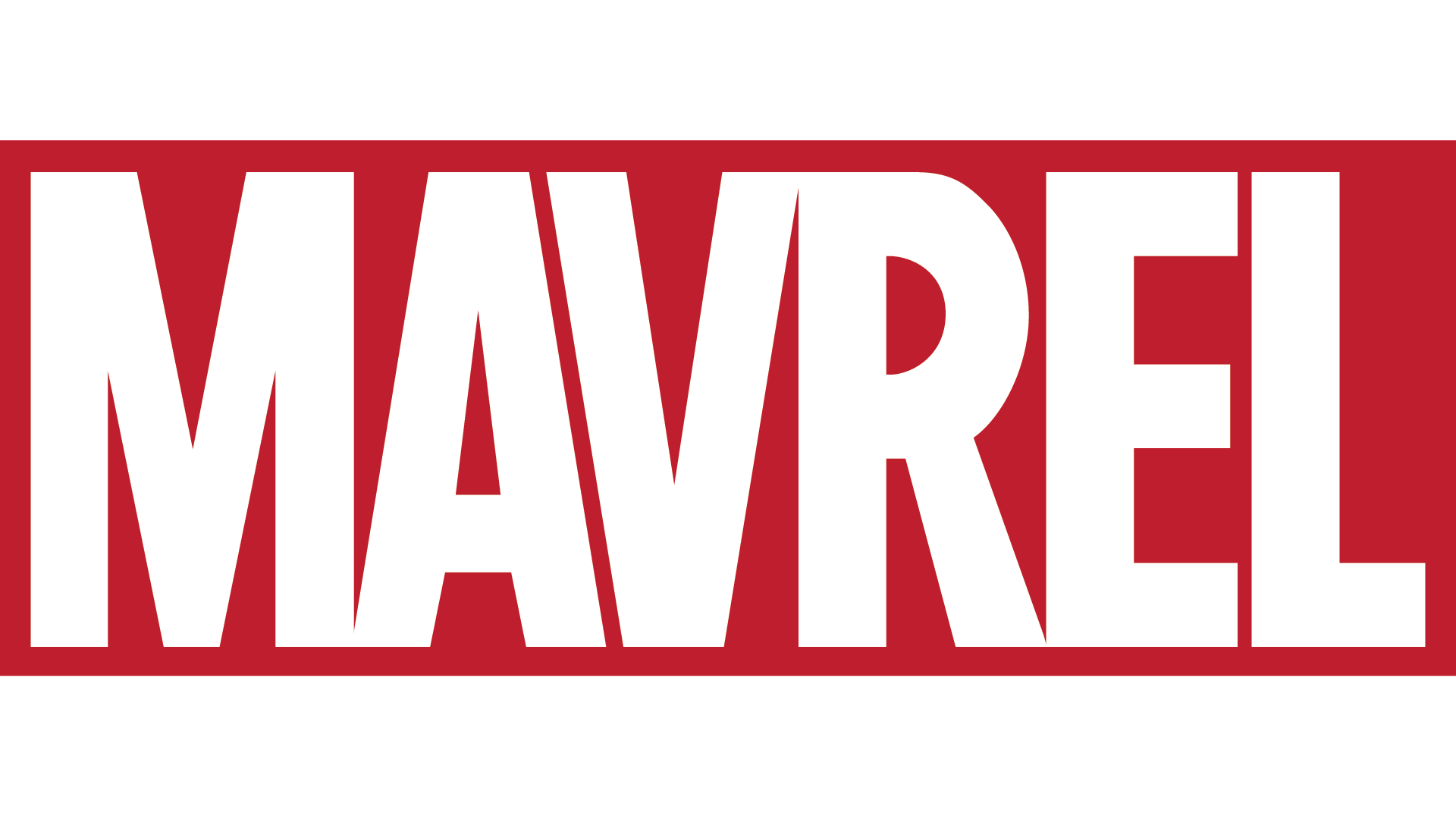 HQ Marvel Logo - 10 minutes from Hell